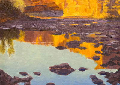 SOLD Terlingua Creek by Chase Almond
