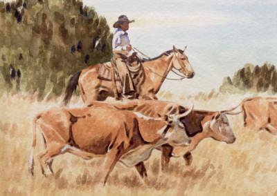 SOLD Good Pasture by Teal Blake