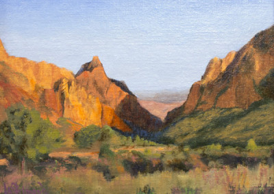 SOLD Chisos Basin by Chase Almond