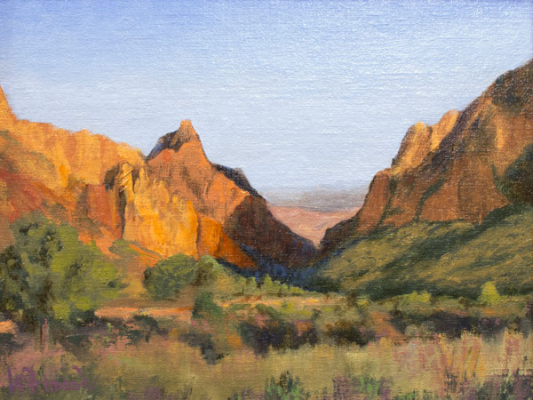 Chisos Basin by Chase Almond