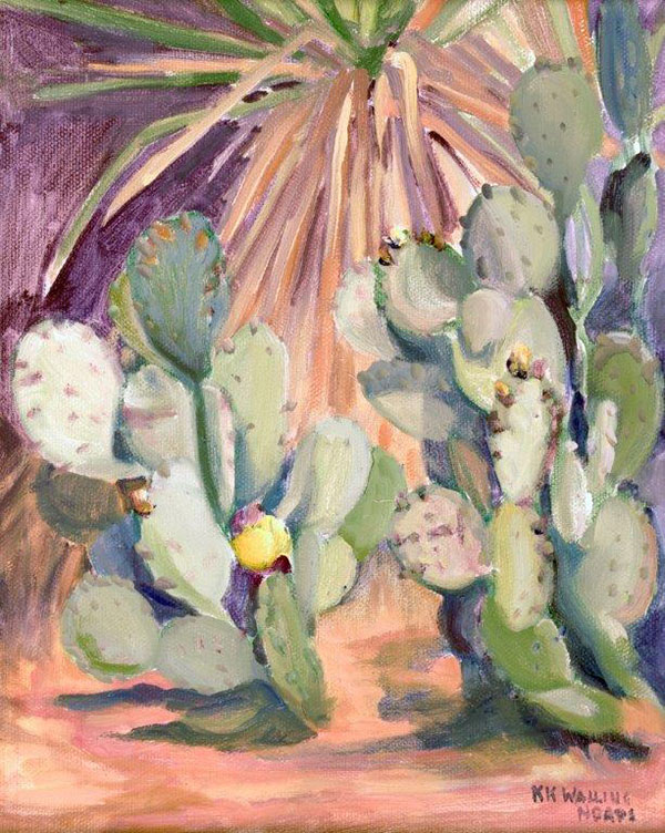 Cactus Alley by K.K. Walling