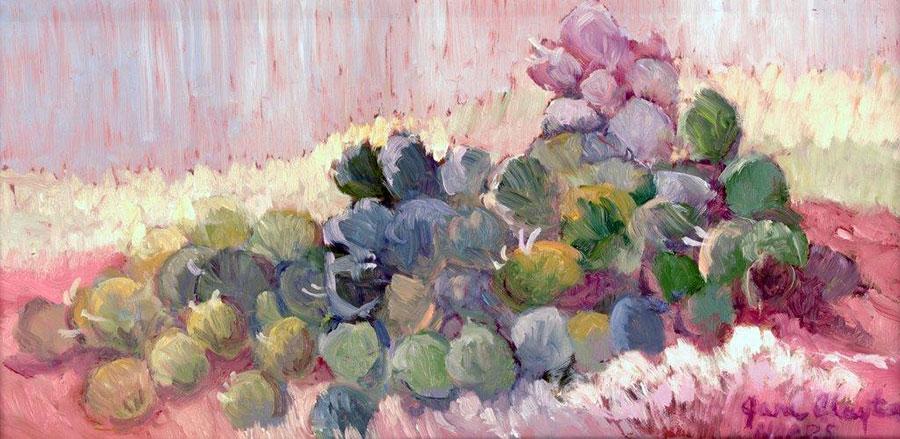 Alpine Alley by Jane Clayton