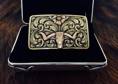 Dress Buckle by Beau Compton