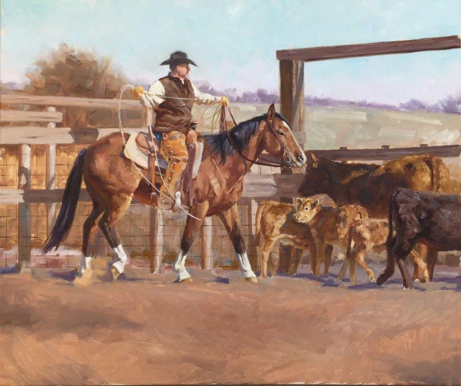 Conchos and Chrome by Edgar Sotelo