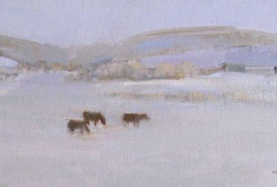 Kansas, Winter by Caroline Norton