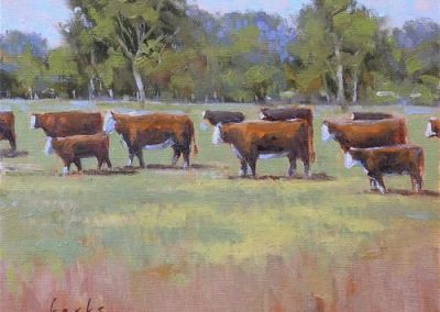 Till the Cows Come Home by David Forks