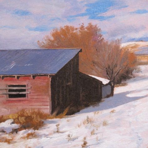 Ranch Sheds by Don Gray