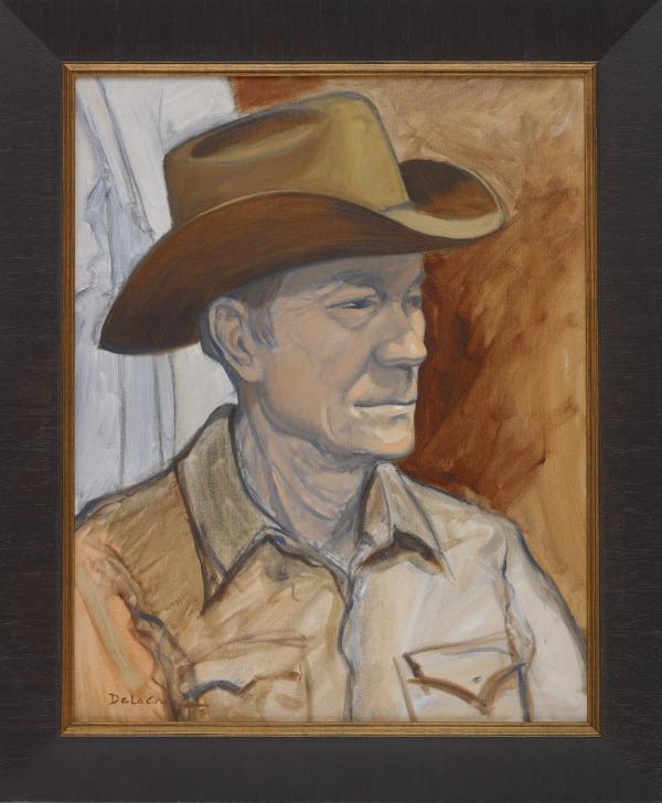 Old Bob by Jerry De La Cruz