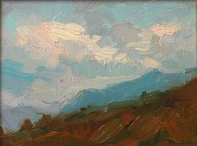 Alaska Sky by Kathryn Townsend