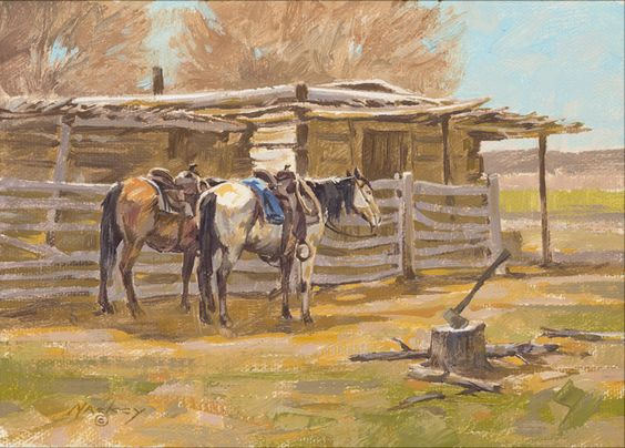 El Rancho by Kim Mackey