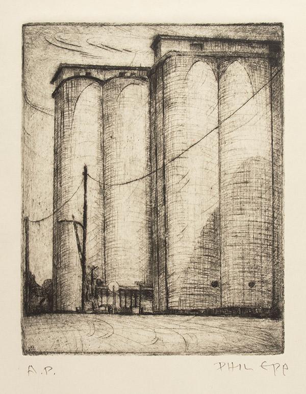 Elevators by Phil Epp