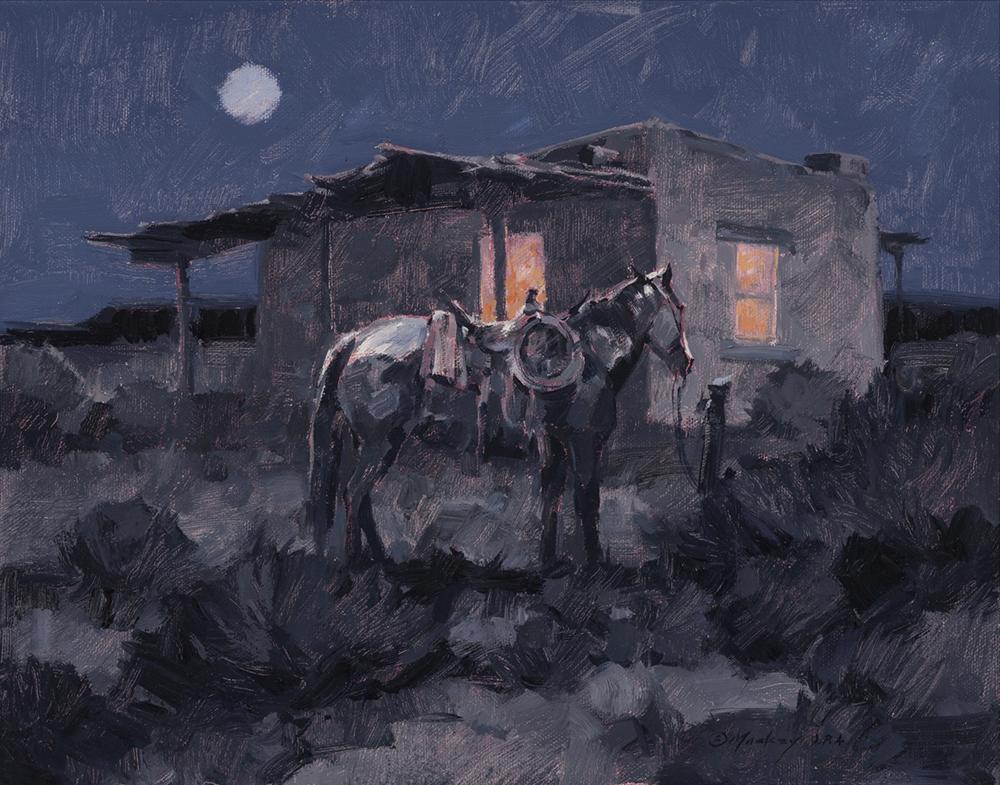 Rancho by Kim Mackey