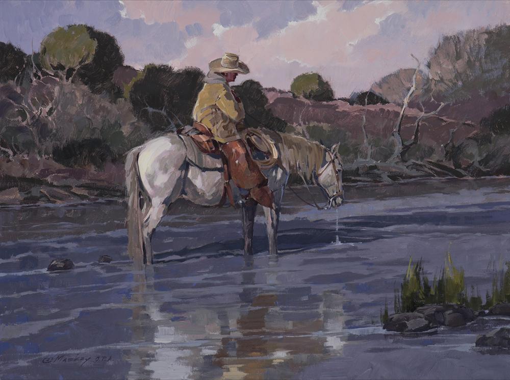 This Thirsty Land by Kim Mackey