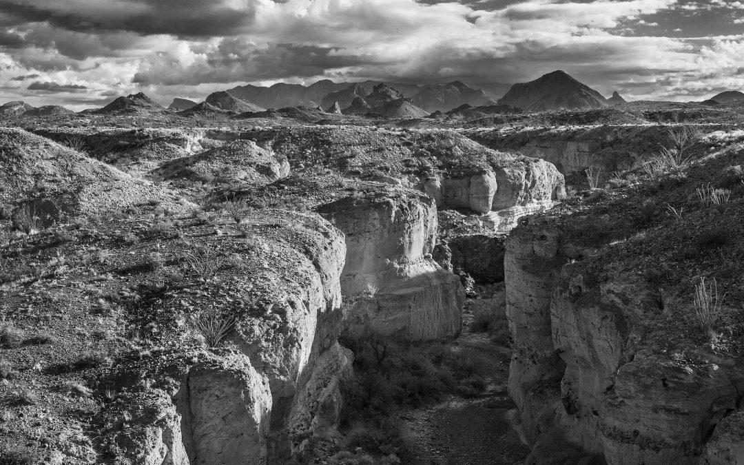 Tuft Canyon #2