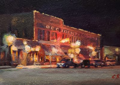 Occidental Hotel, Buffalo, Wyoming by Chessney Sevier