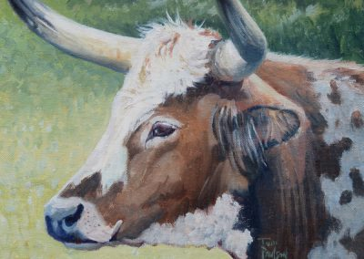 Ole Tex by Tom Paulson – SOLD