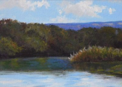On The Llano Near Junction by Raul Ruiz – SOLD