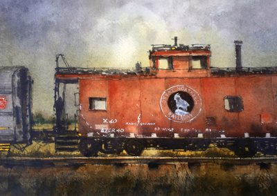 Radio Equipped by Tim Oliver – SOLD