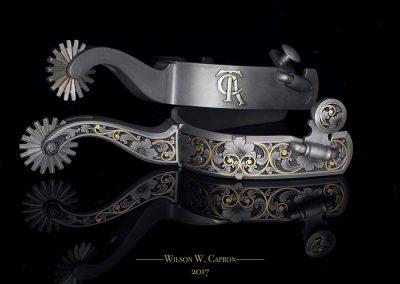 Reiner Spurs by Wilson Capron