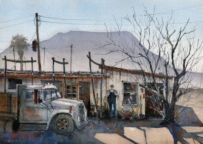 Terlingua Shade by Tim Oliver