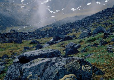 Cloud Wraiths, North Slope Tundra, Brooks Range, Alaska