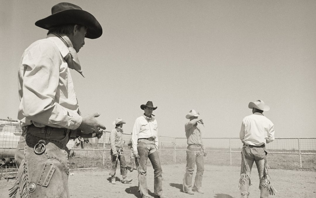 Five Cowboys by Ashton Thornhill