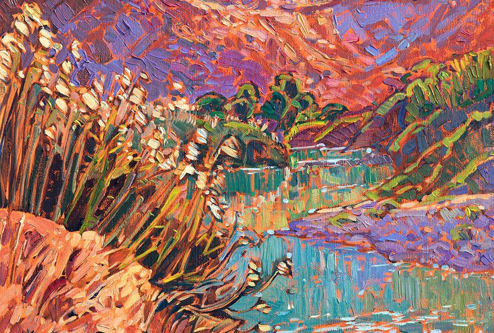 Reflections in the Rio Grande
