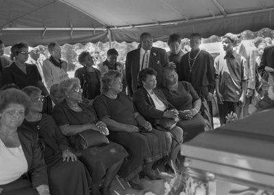 Monel's Funeral