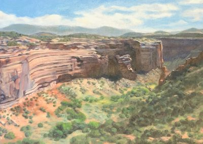Vast Canyon by Shelly Rogers – SOLD