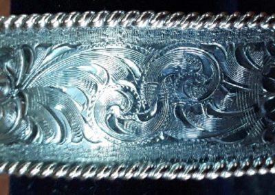 Sterling Silver Bracelet by J.T. Hudson