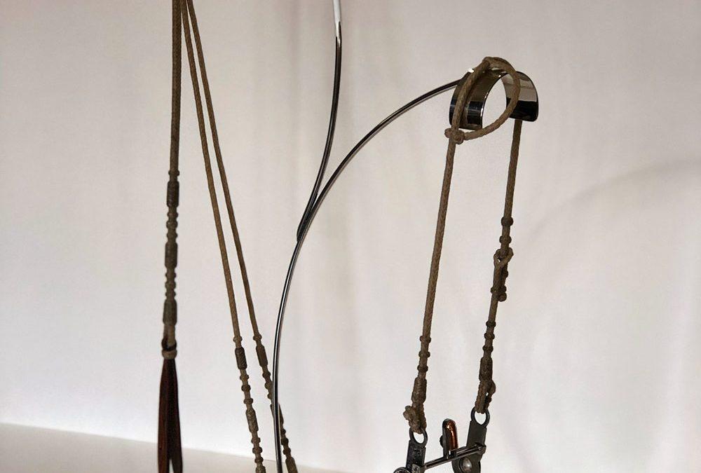 Miniature Bridle Set by Thor Peterson & Graeme Quisenberry