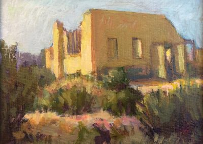 Terlingua Gold by Fran Mayfield