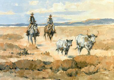 Dry Country by Kim Mackey