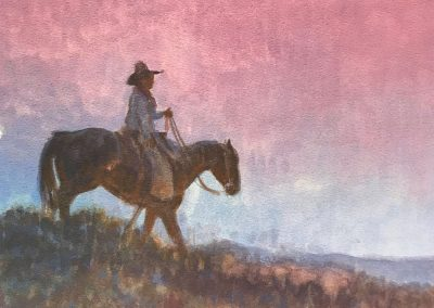Lone Rider by Teal Blake