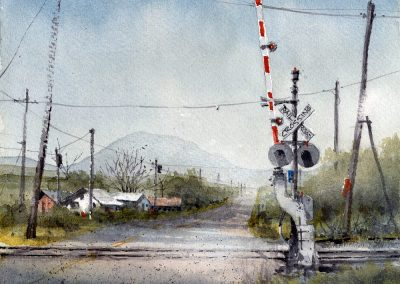 Kent, Texas Crossing by Tim Oliver