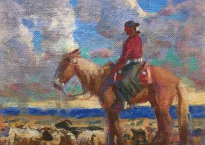 The Little Shepherd by Buckeye Blake