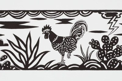 Rooster by Billy Hassell