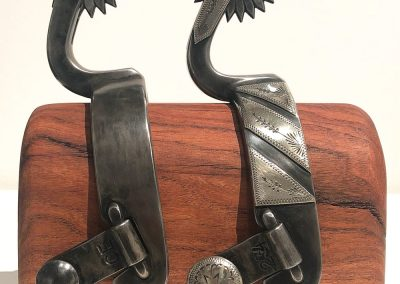 Marfa-style Spurs by Cotton Elliot