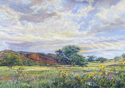 ART 43. Season of Plenty by Lindy Cook Severns