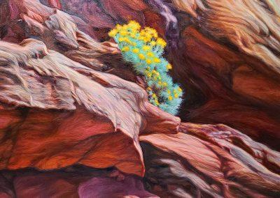 ART 7. Lone Survivor by K.W. Whitley