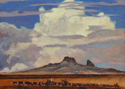 ART 74. On the Move by Dennis Ziemienski