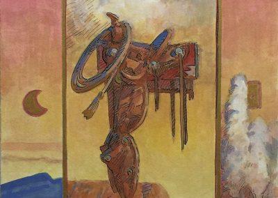 ART 82. The Golden West by Buckeye Blake
